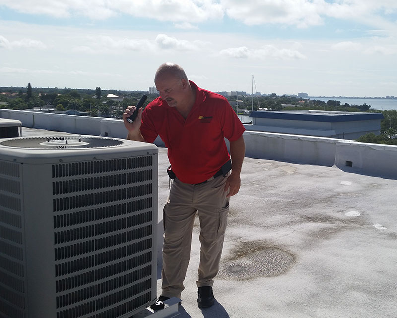 inspection services Clearwater
