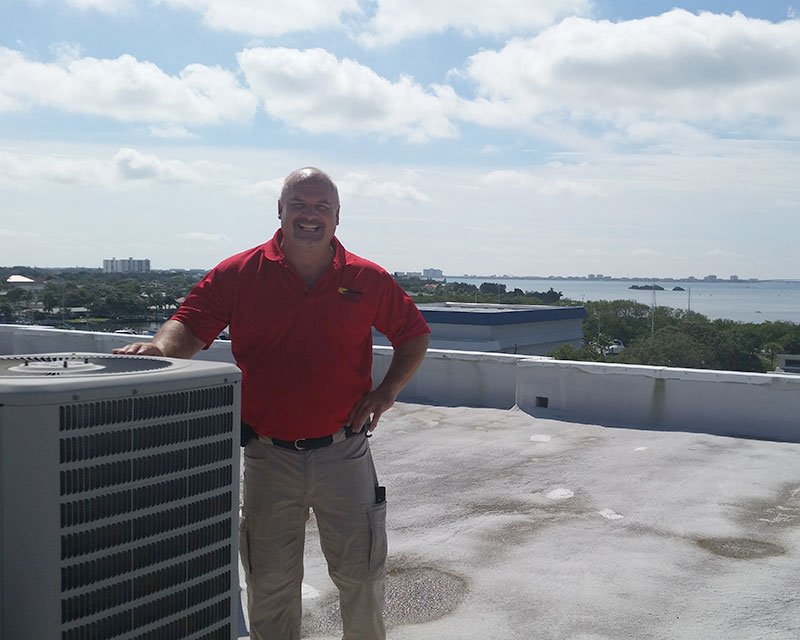 Southwest Florida home inspection professional John Budzisz