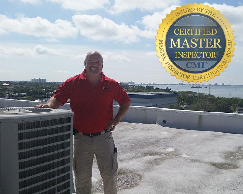 Southwest Florida home inspection professional John Budzisz